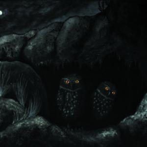 Cave Owls // Print