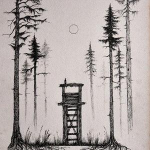 Einsamkeit // Print