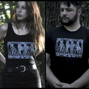 Danse Macabre // Archaïq. // Black T-Shirt (Male) Size L