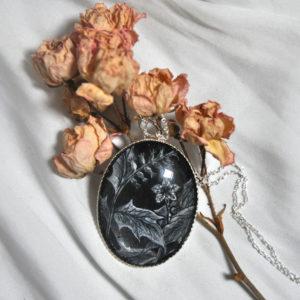 Black Henbane – piece unique